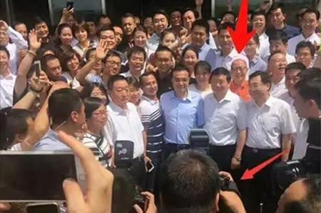 啥?总理来陕西了?董事长与总理合影了?