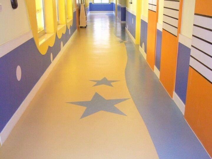 学校、办公楼地坪漆