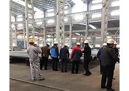 陕西邦希和武功宏程钢构合作陕建项目