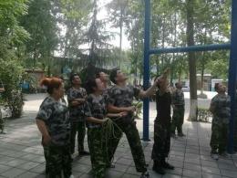 陕西邦希团队风采