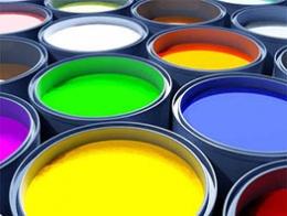 色浆加入涂料中,颜色浮在表面?